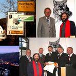 Eröffnung des Nationalparktores in Heimbach am 20. 01. 2006