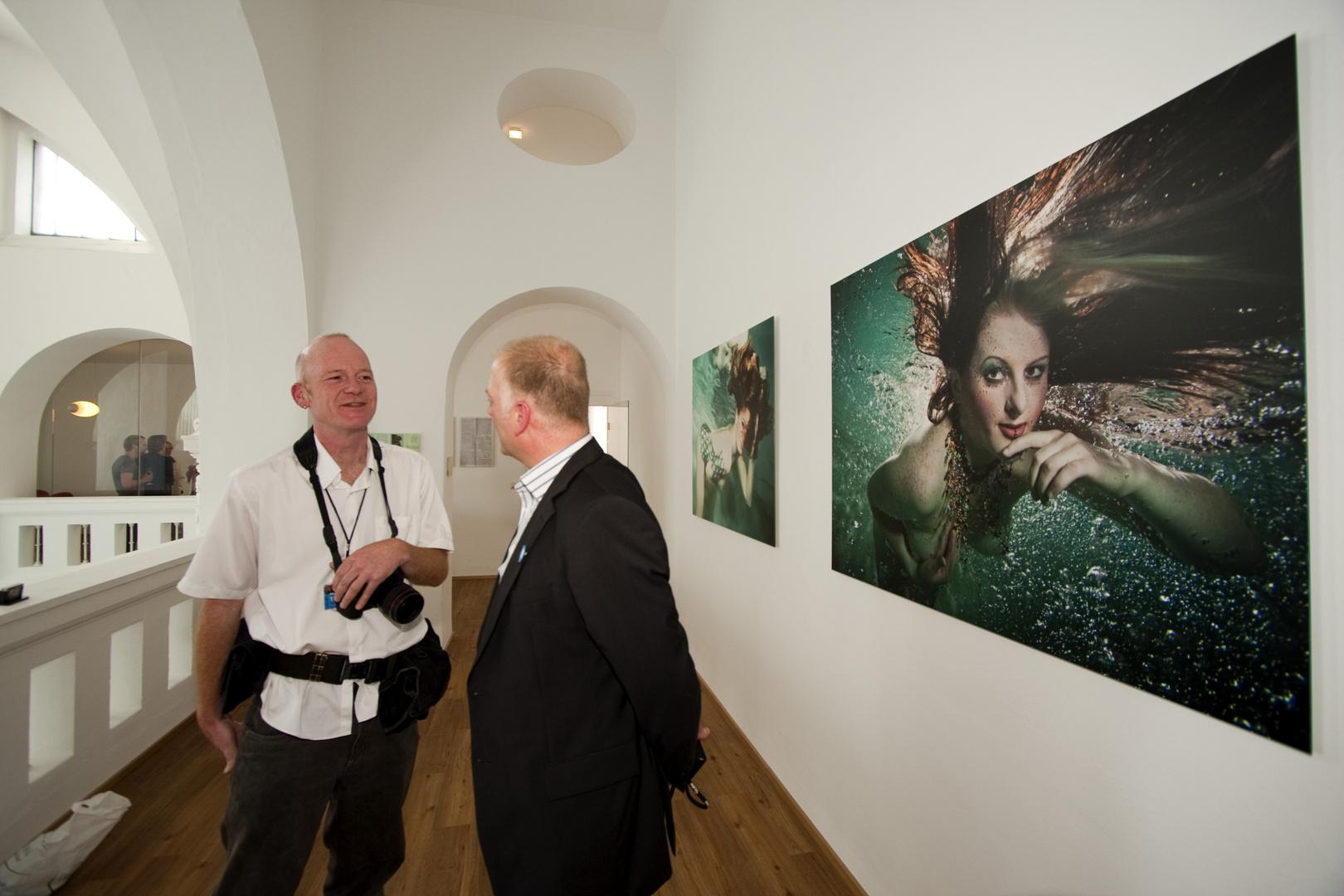 """Eröffnung des StaTTbades Neuwied am 20.06.2011 - Ausstellung """"Unter Wasser"""" (5)"""