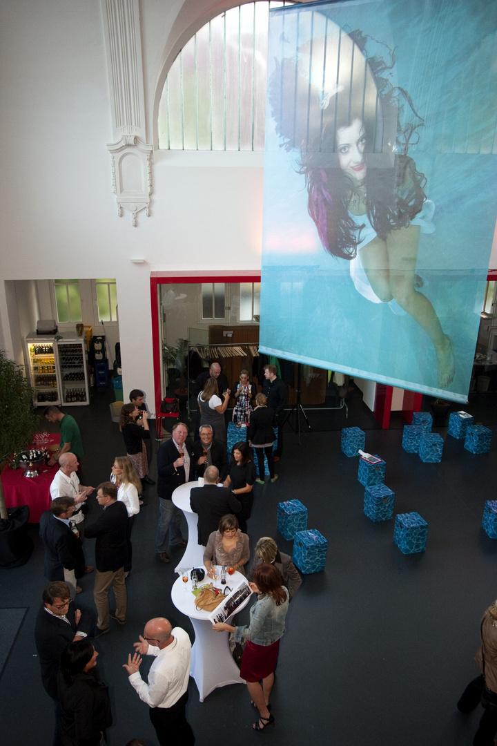 """Eröffnung des StaTTbades Neuwied am 20.06.2011 - Ausstellung """"Unter Wasser"""" (8)"""