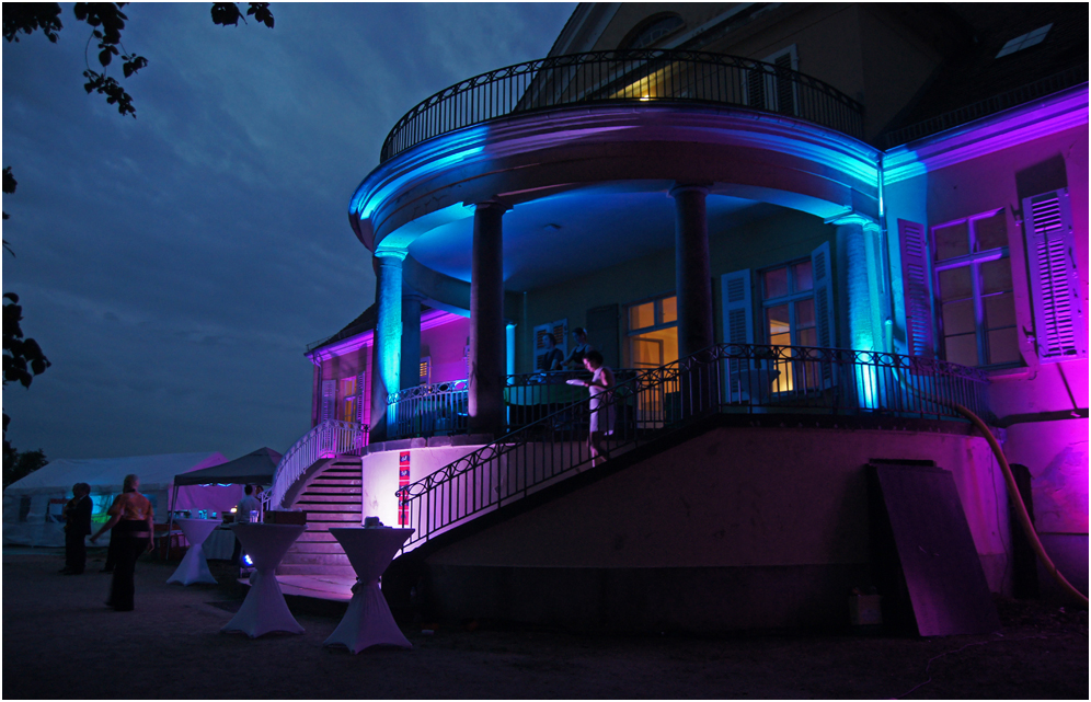Eröffnung Kulturpark Café Kladow, 30.06.12 – 02