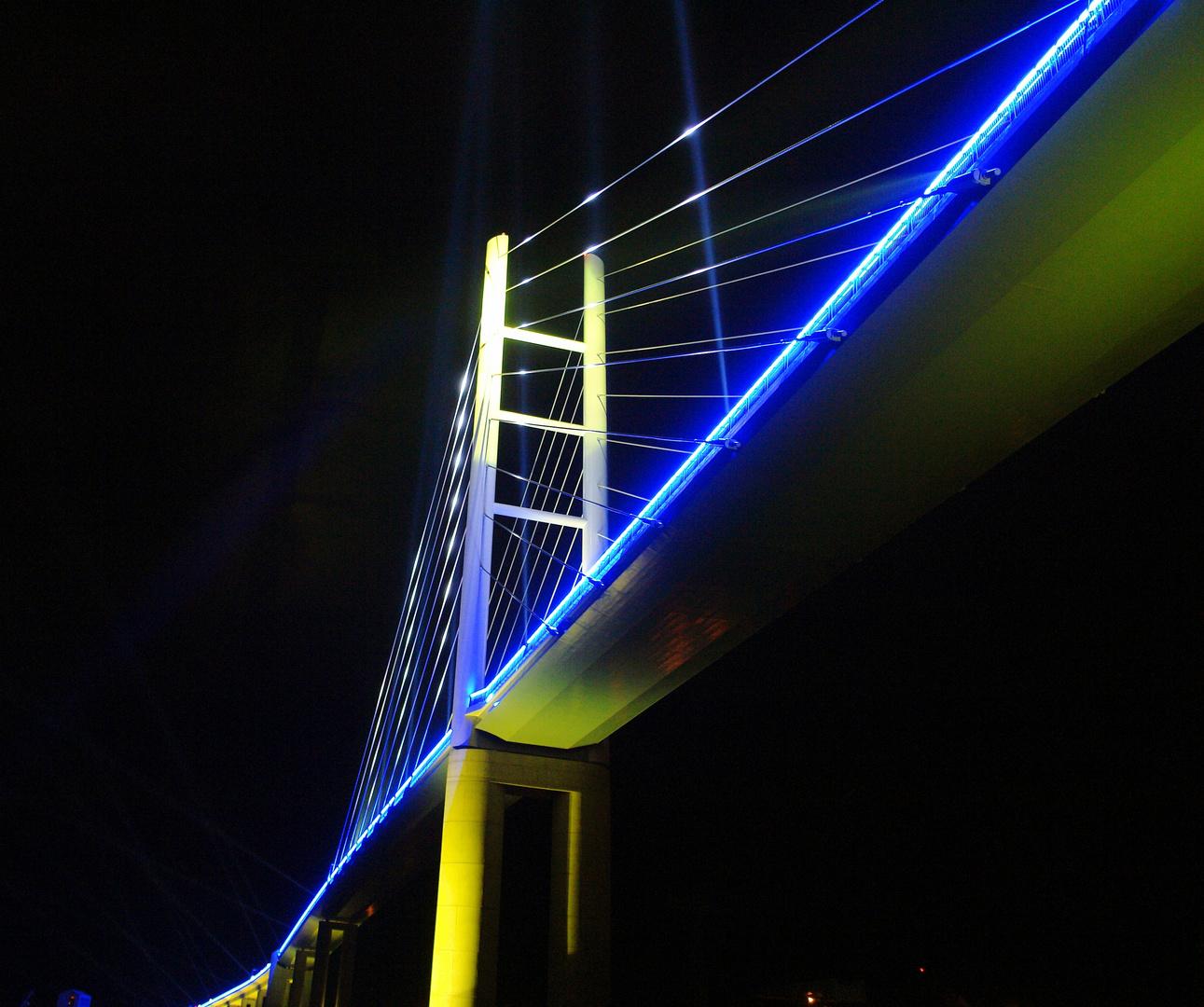 Eröffnung Rügenbrücke 2007