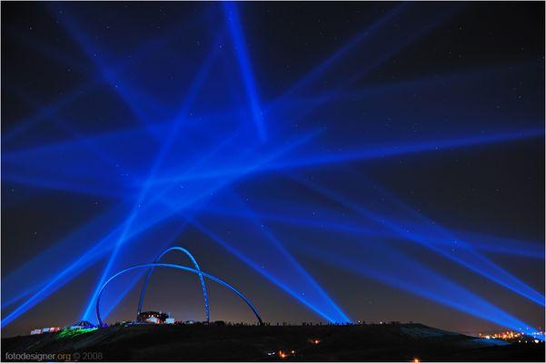 « Eröffnungsfeier des Horizont - Observatoriums »