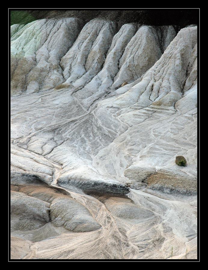 Erosion im Schnelldurchlauf
