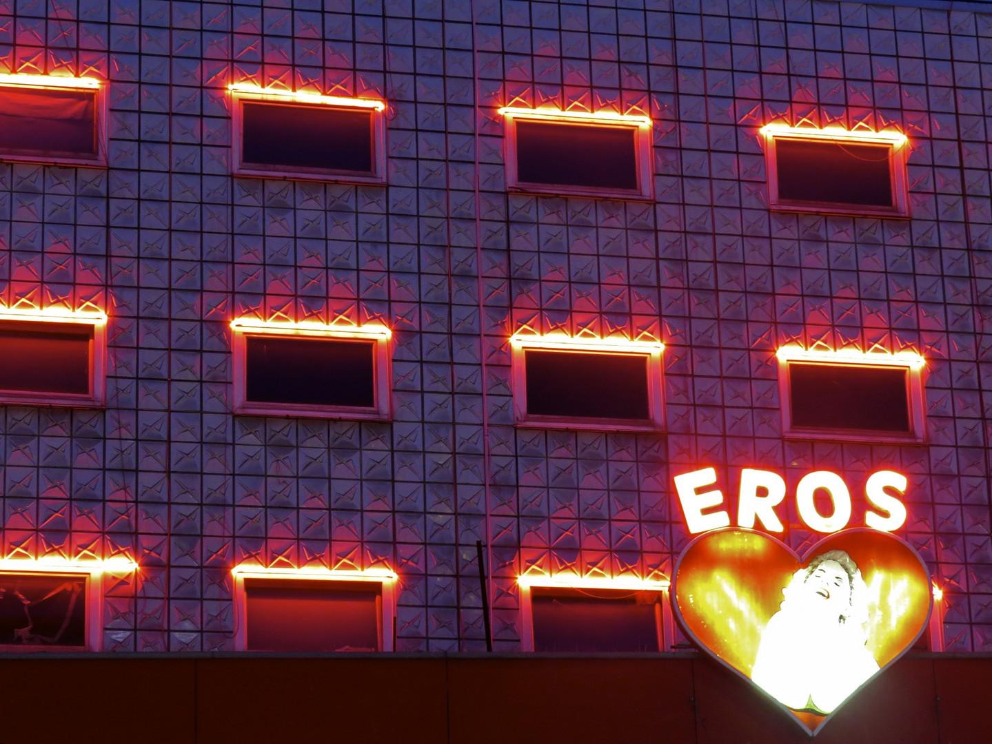 erotische Architektur