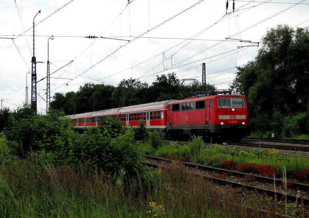 """""""Ersatzgarnitur"""", Reichertshofen, 25.06.2011"""