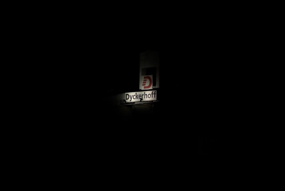 Erscheinung in der Nacht