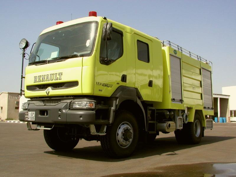 Erstangriffsfahrzeug der QIU Abu Dhabi