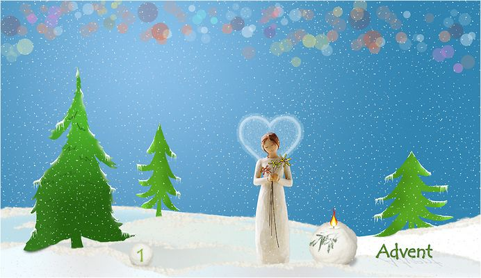 Erste Advent.