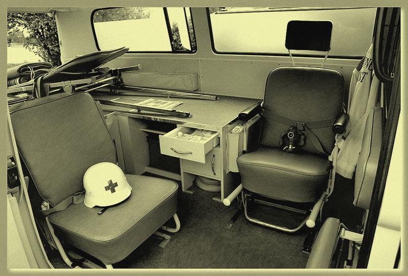 Erste Hilfe anno 1962