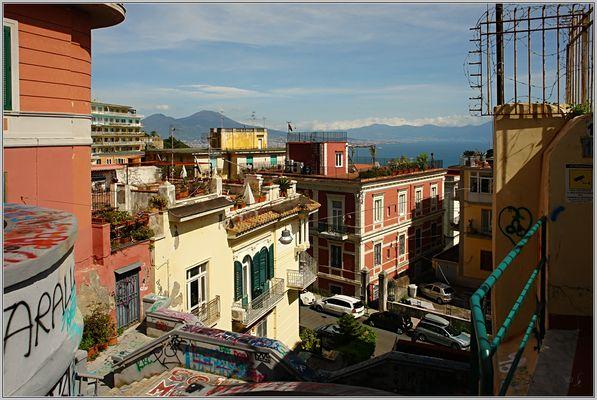 Erste Neapel Begegnung