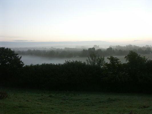 Erste Nebel
