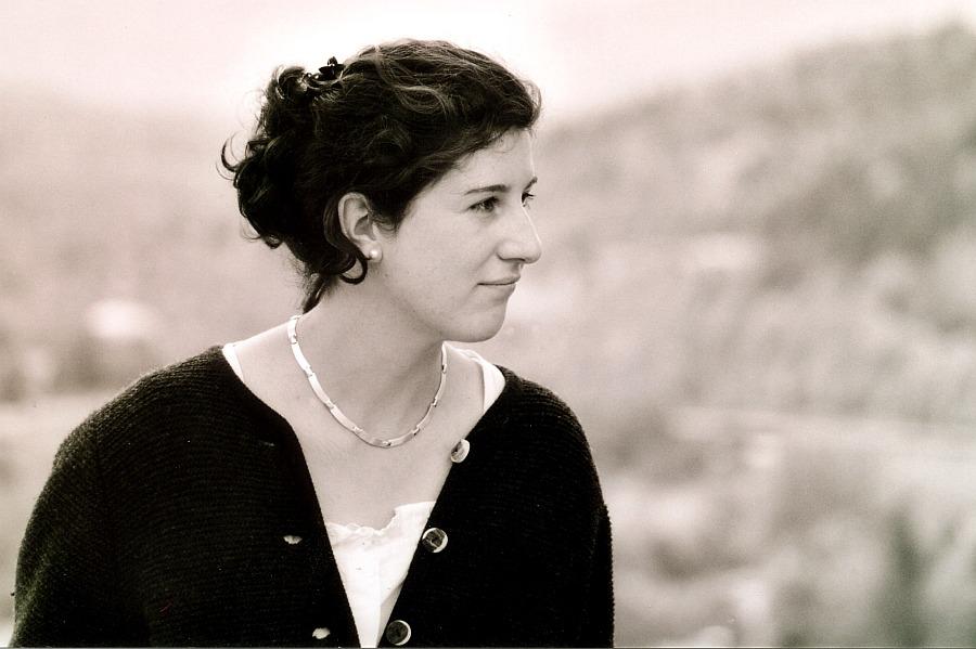 Erste Portrait-Versuche: Tini (4)