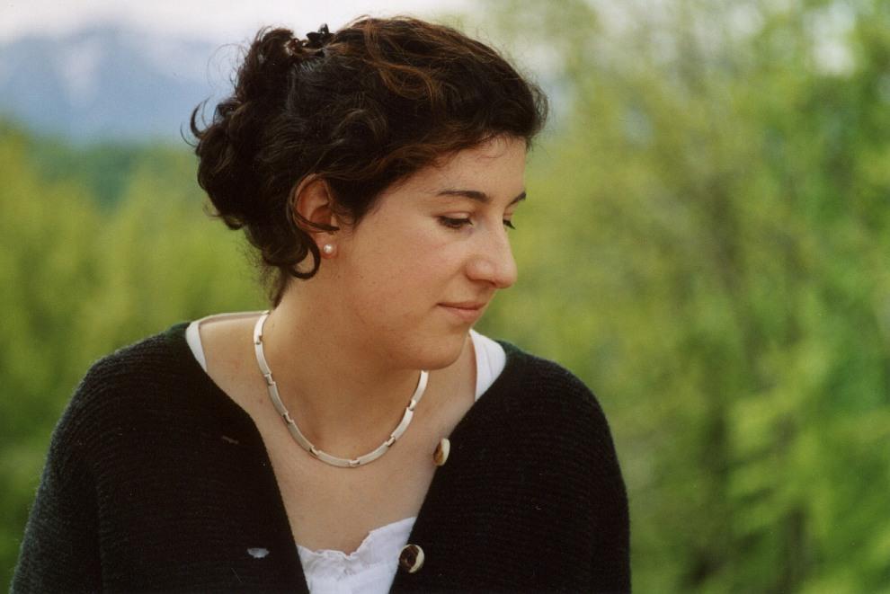 Erste Portrait-Versuche: Tini (5)