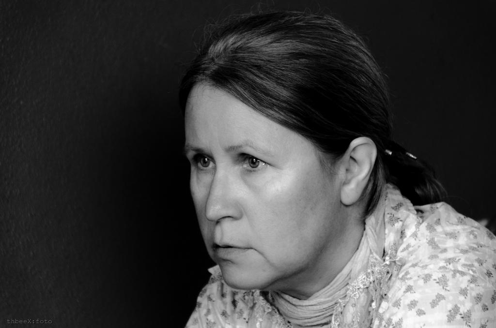 Erste Portraits mit Entfesseltem Blitz und Softbox (II)