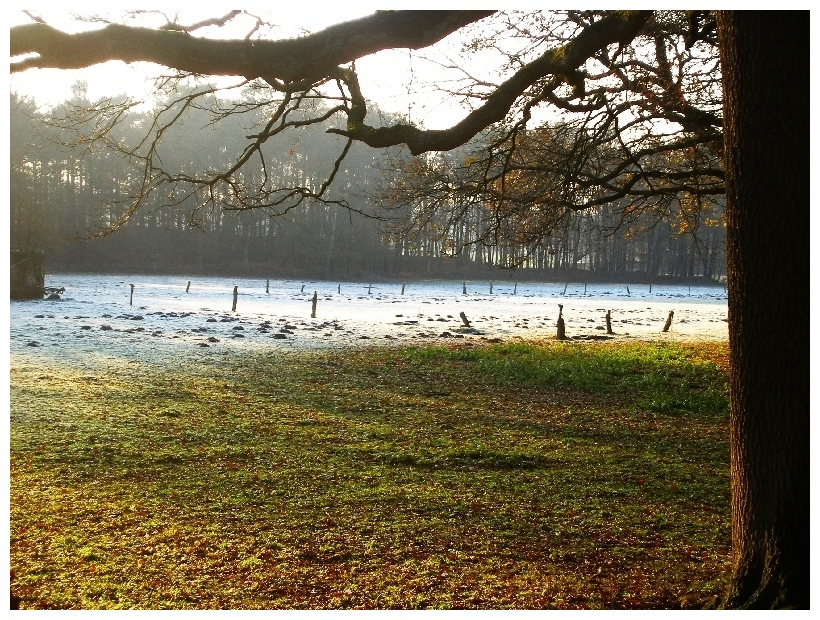 Erste Winterboten am 28.11.2010