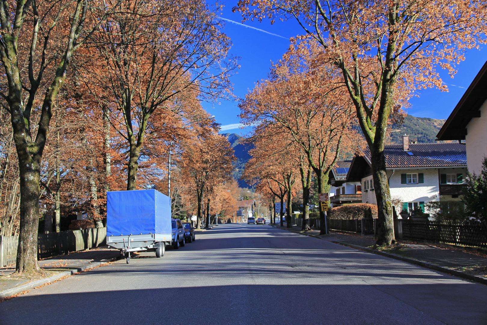 Erster Adventssonntag in Garmisch-Partenkirchen