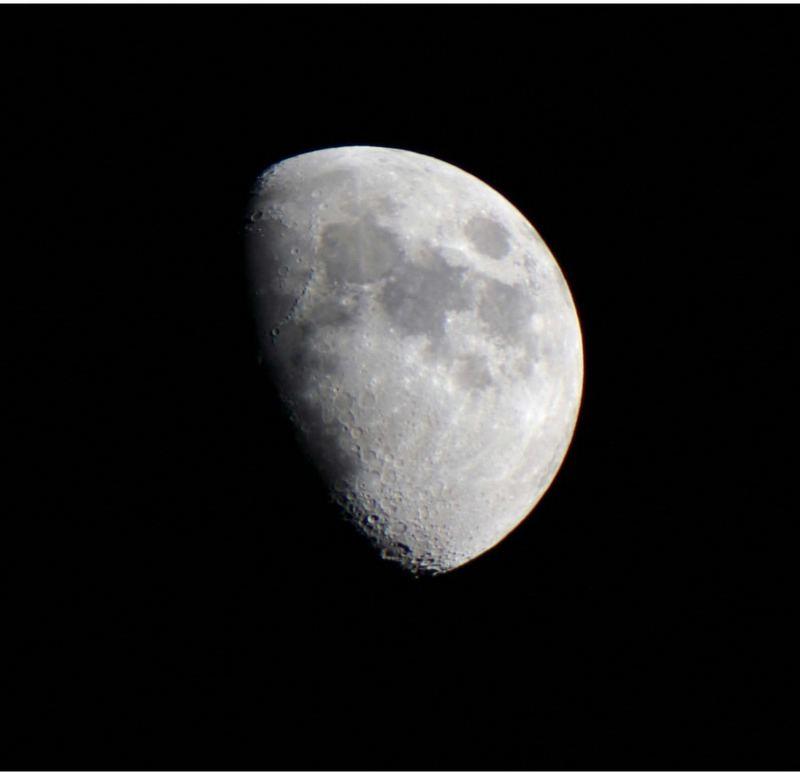 Erster Mondversuch