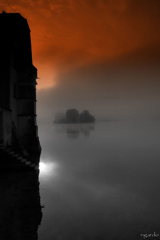 erster Nebel