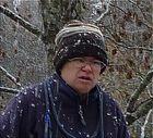Erster Schnee im Oktober 2013 in Komi, Finnland