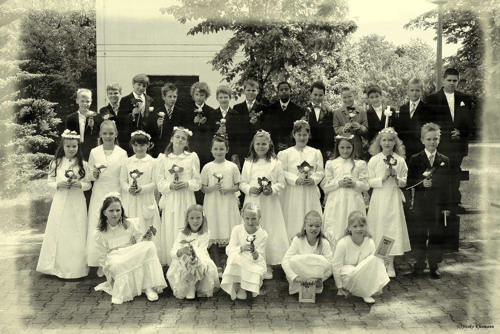 Erstkommunion in Iserlohn - Hennen Anno 2007