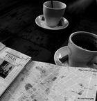 Erstmal einen Cafe...