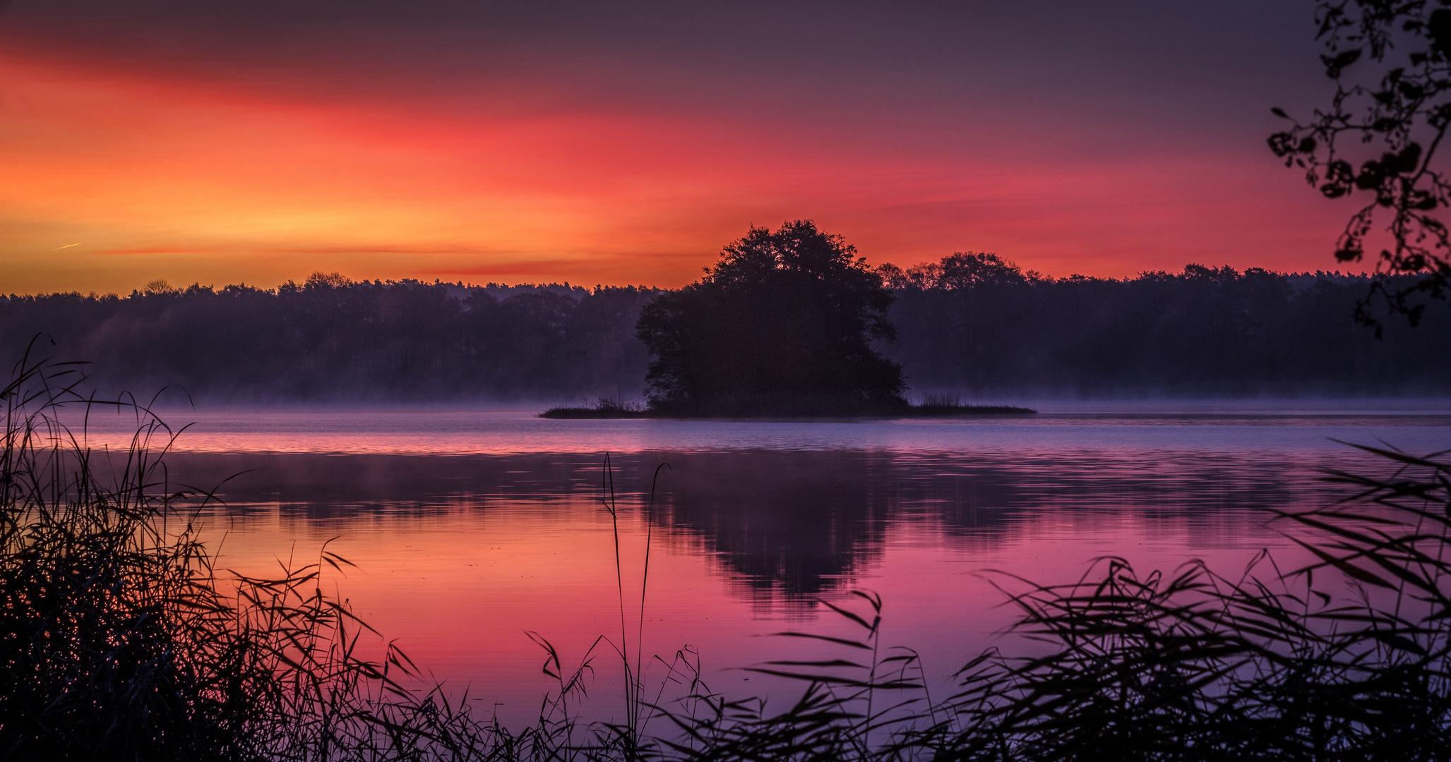Erwachen am Wagnitzsee