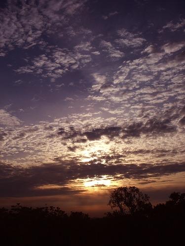 Erwachender Morgen