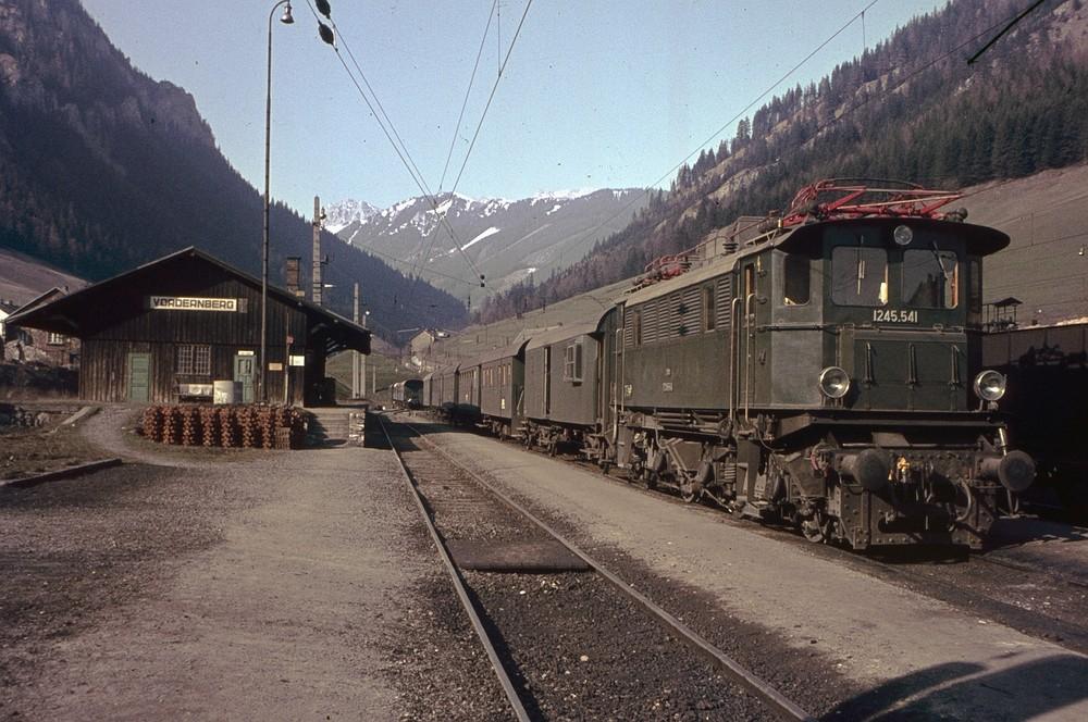 Erzbergbahn 6