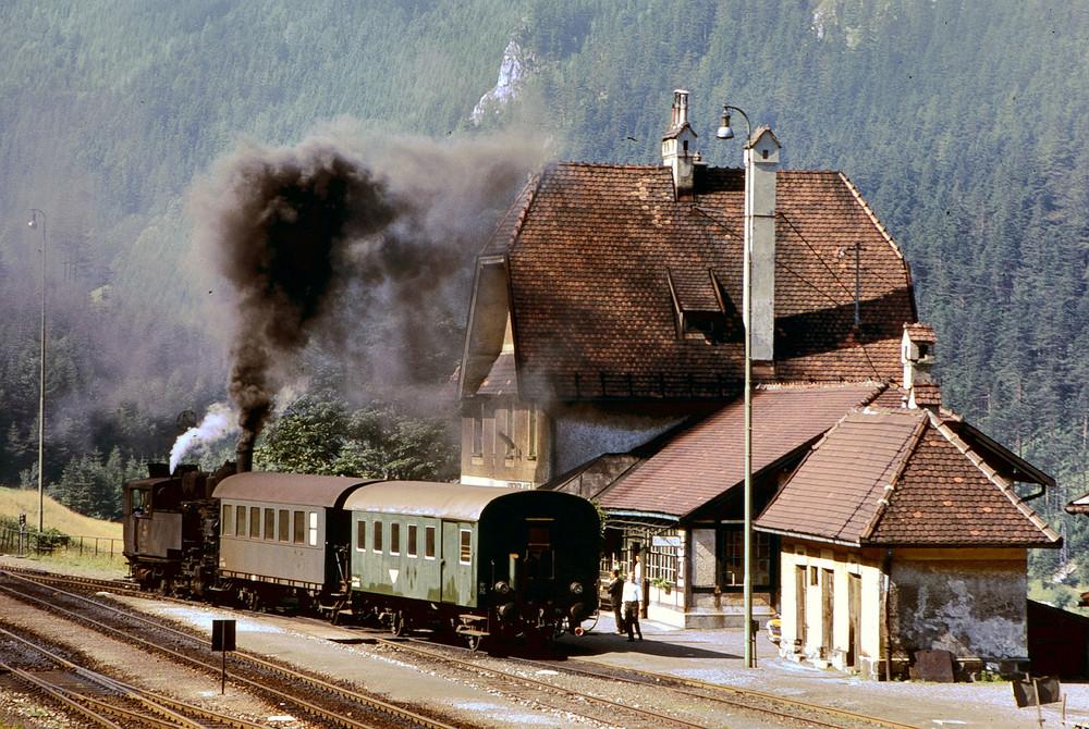 Erzbergbahn 8