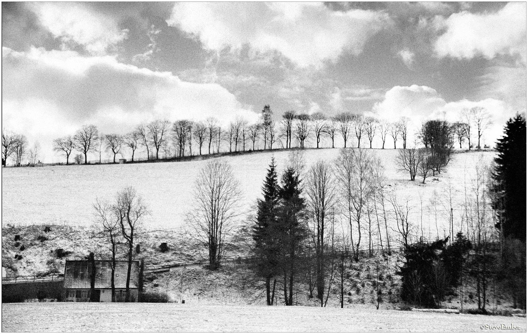 Erzgebirge Winter - No. 2