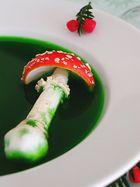 Erzgebirgische Pilzsuppe