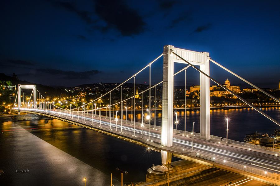 Erzsébet Brücke