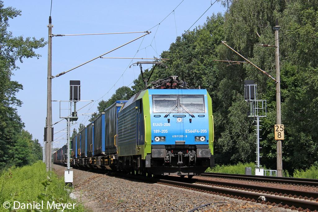 ES 64 F4-205 / 189 205 / EU45-205