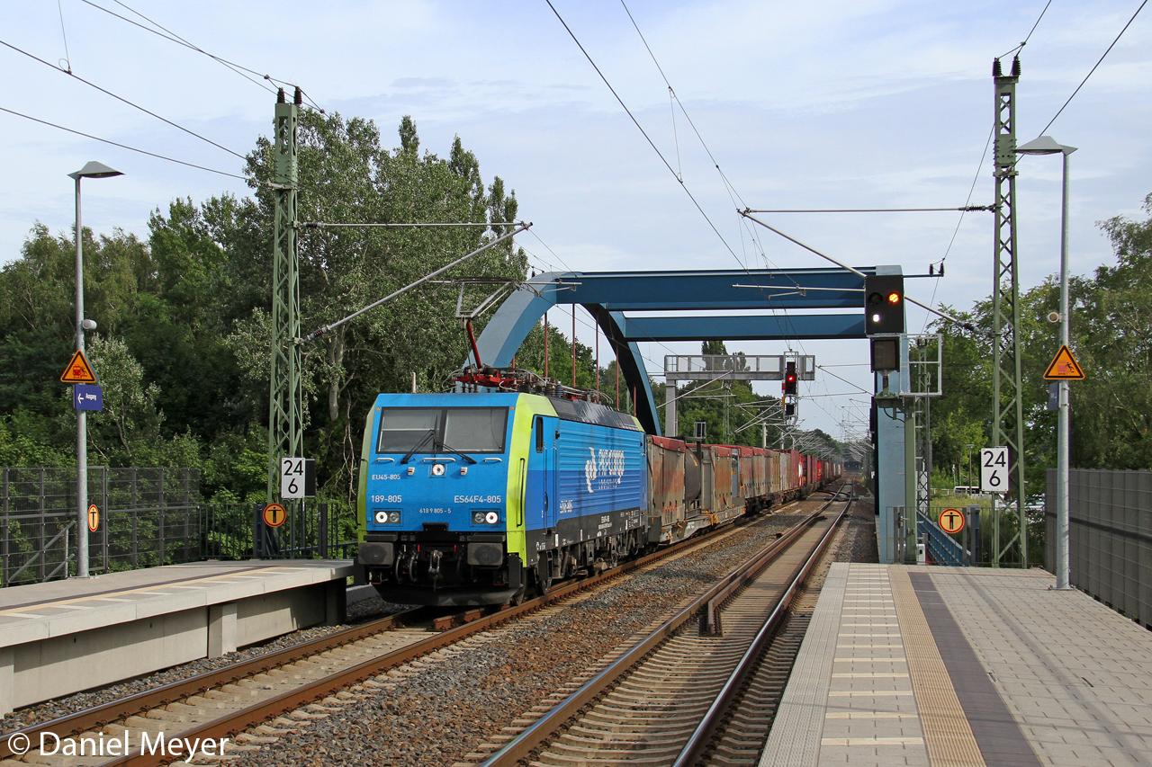 ES 64 F4-805 / 189 805 / EU45-805
