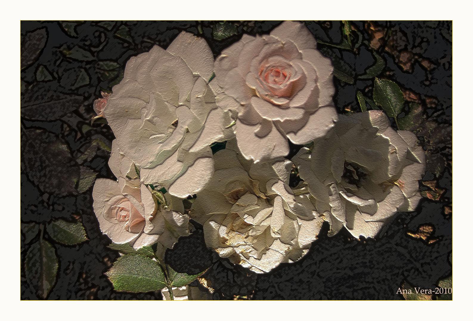 Es el día de las Rosas