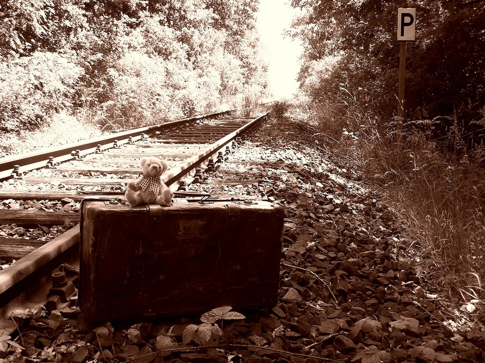 Es fährt ein Zug nach Nirgendwo