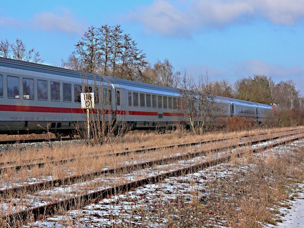 Es fährt ein Zug nach Nirgendwo......