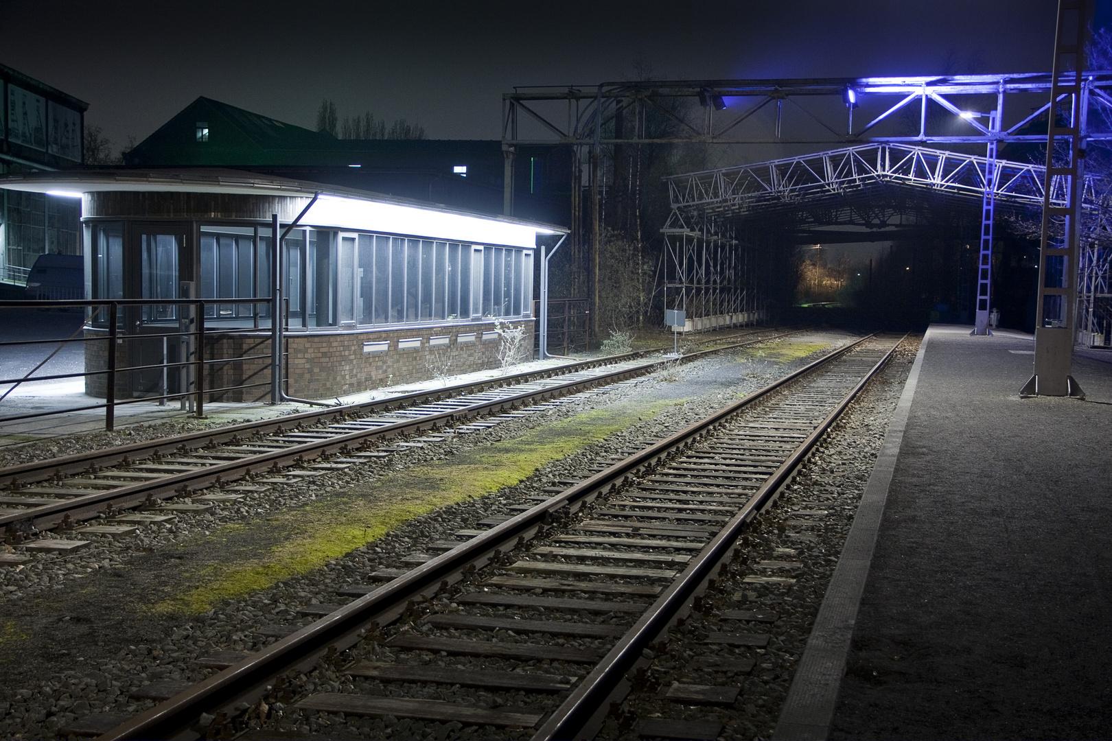 Es fährt kein Zug.......