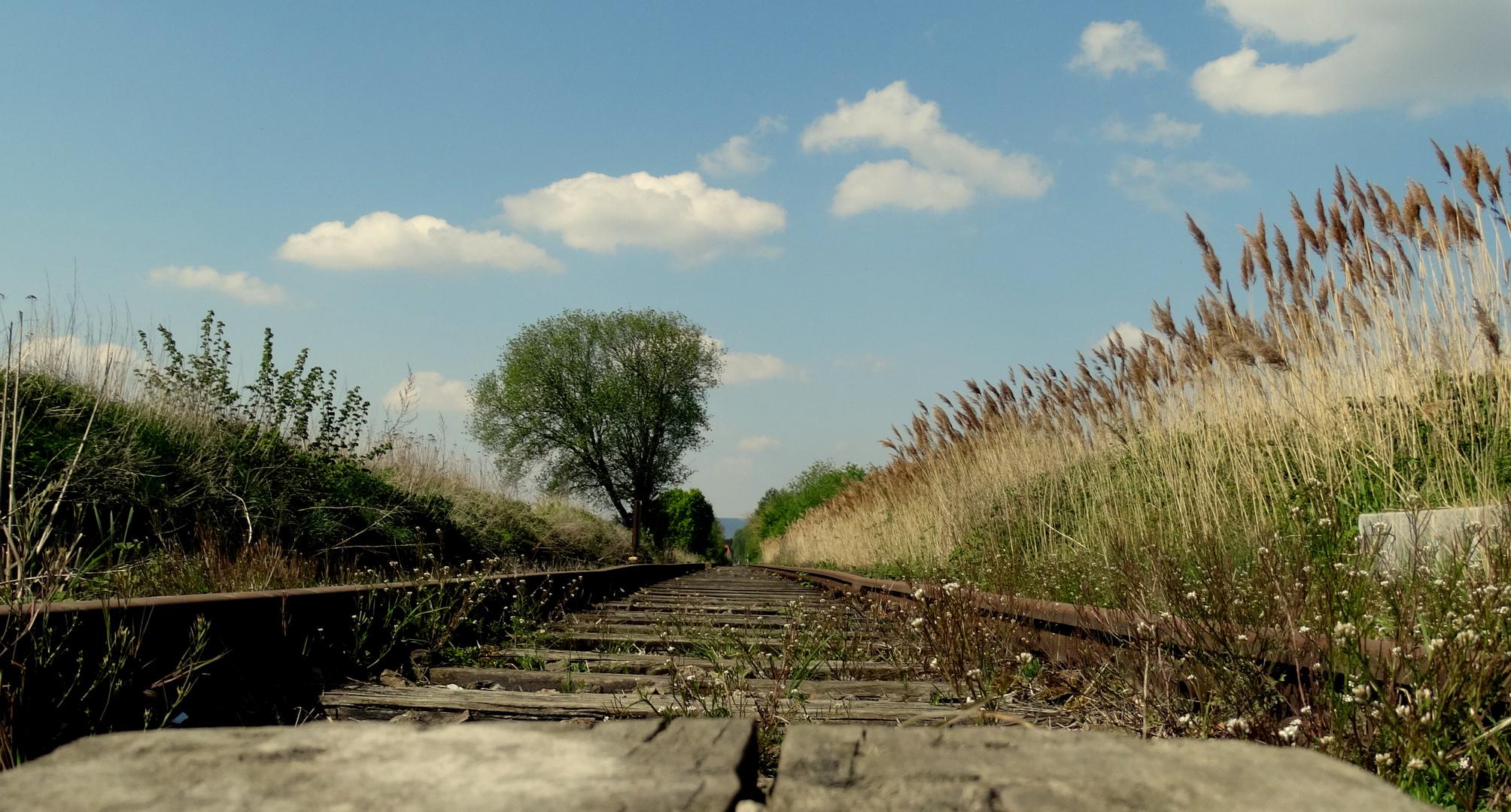 es fährt kein Zug nach ....