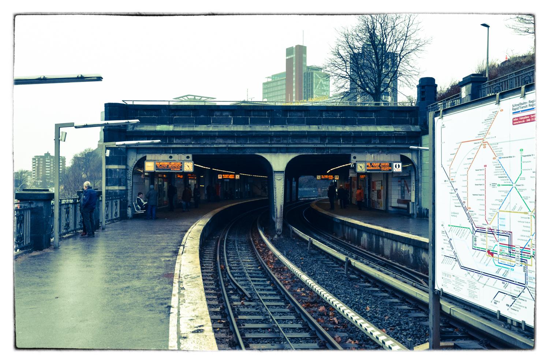 Es fährt (k)ein Zug, nach ... irgendwo