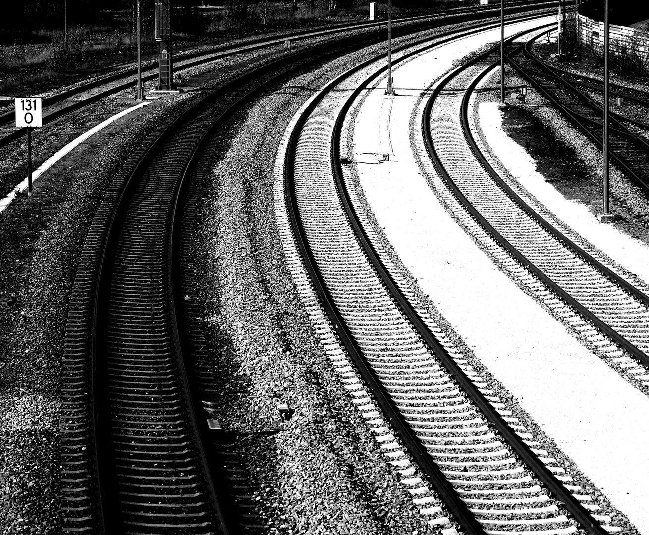 es fährt kein Zug nach nirgend wo