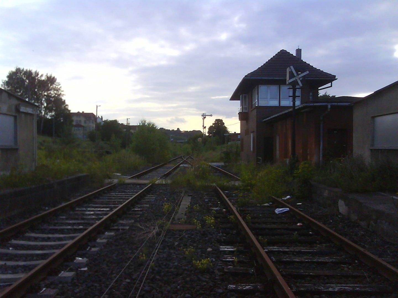 Es fährt kein Zug nach nirgendwo