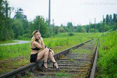 ...es führt ein Gleis nach nirgendwo...