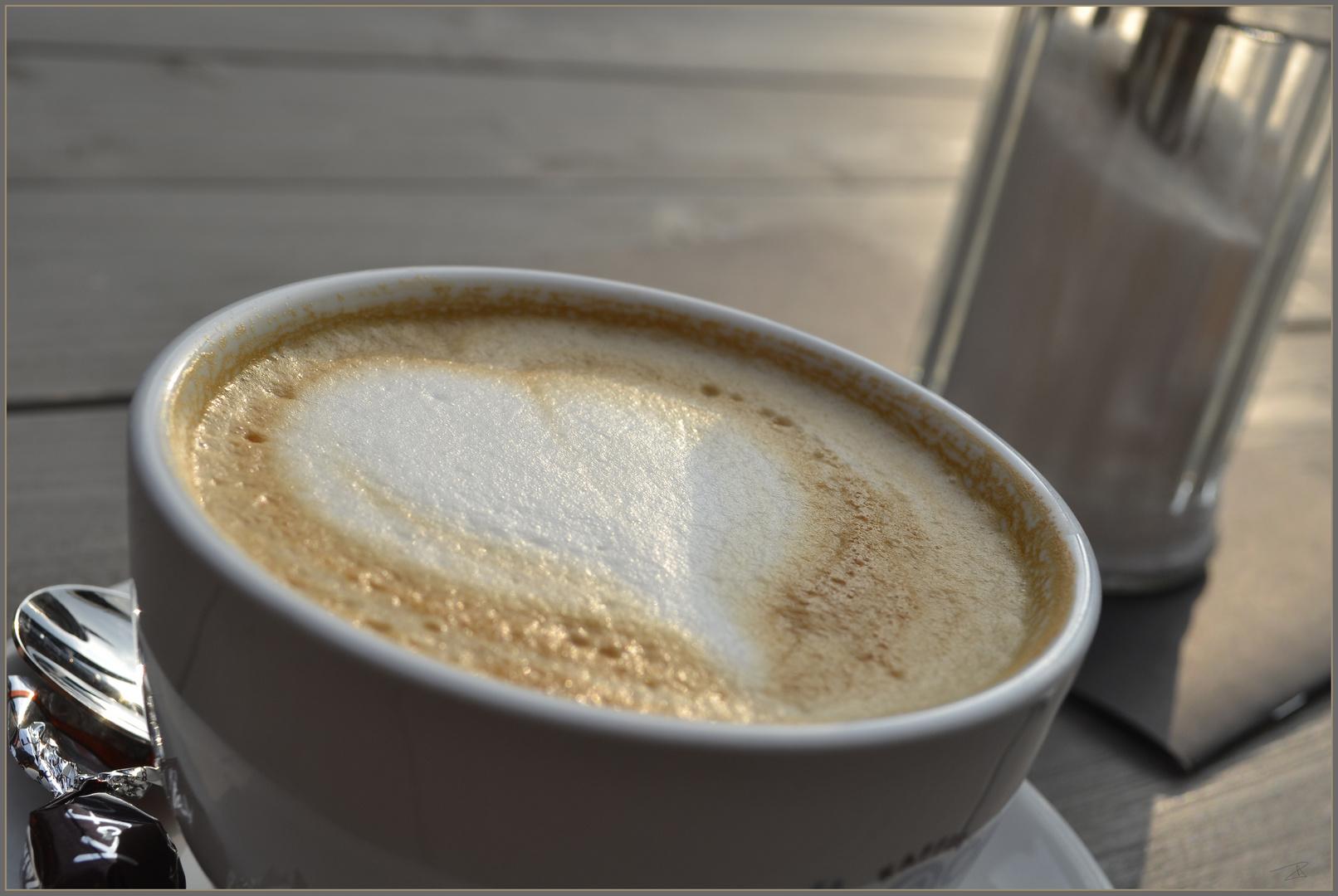 Es geht doch nichts über einen guten Kaffee