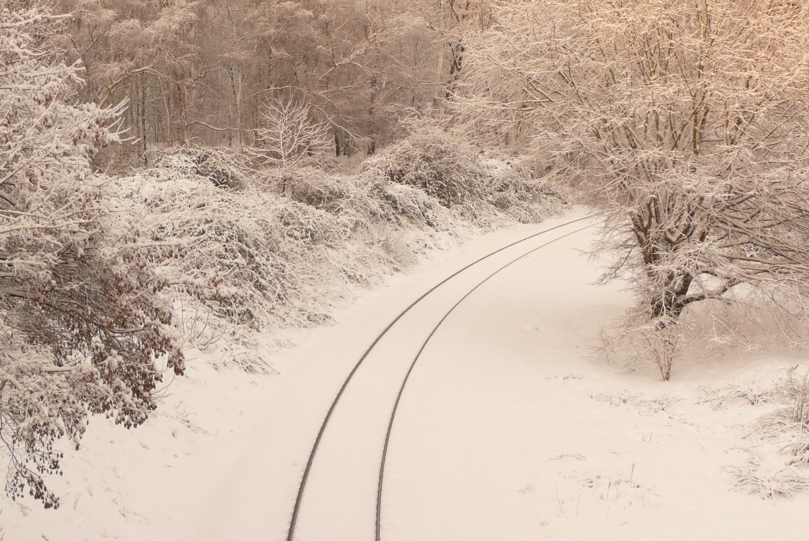 Es geht ein Zug nach nirgendwo