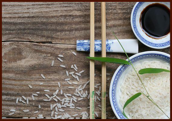 Es gibt Reis !