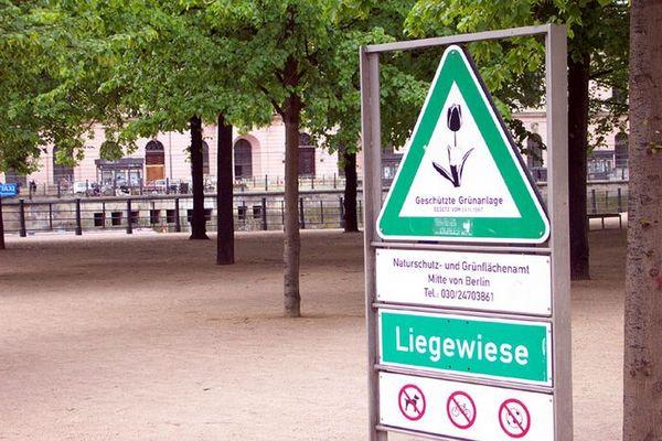 Es grünt so grün... - nicht in Berlin ;-)