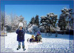 Winter , Weihnachten
