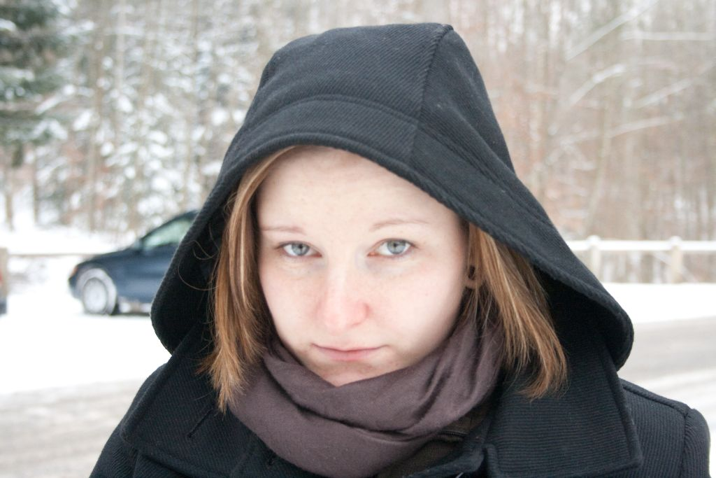 Es is kalt, lass uns heimgehen ...