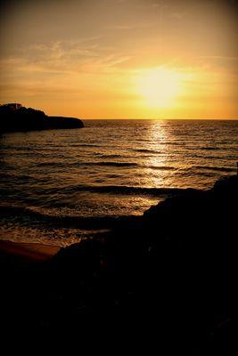 Es ist doch erstaunlich, was ein einziger Sonnenstrahl mit der Seele eines Menschen machen kann.